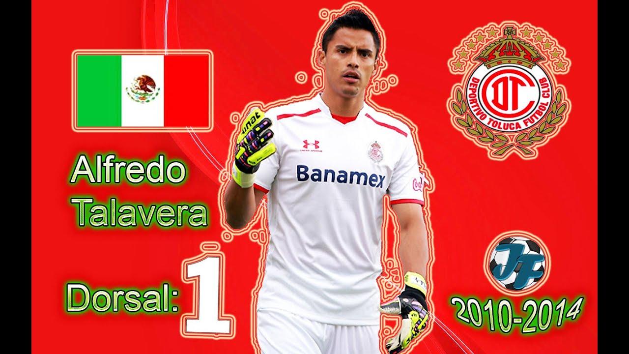 Alfredo talavera atajadas toluca fc 2010 2014 hd - El mercadillo de talavera ...