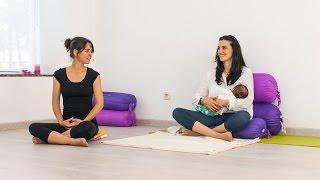 Yoga en la lactancia