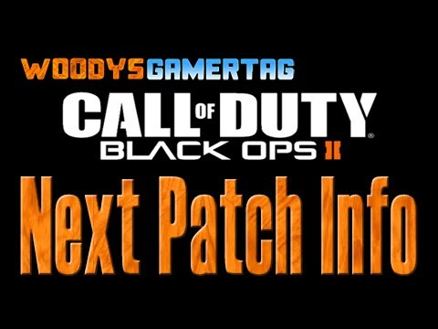 Black Ops 2   What's In The Next Patch