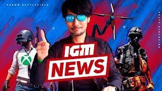 IGM News: Новая Battlefield и геймплей Death Stranding