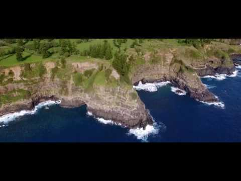 Norfolk Island   UHD DJI Phantom 3 Drone Cinematography