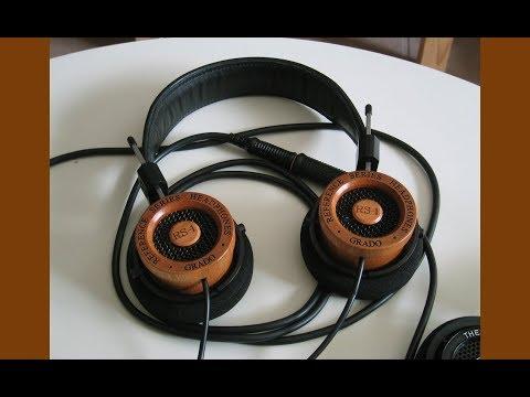 Grado RS1 headphones, an appreciation