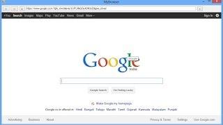 Simple Web Browser in C# .NET - Video Tutorial