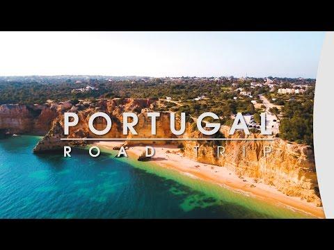 Portugal Roadtrip // Algarve / TRAVEL VIDEO