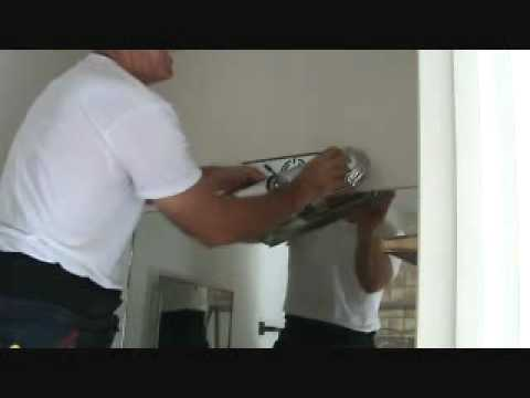 Changing Bathroom Vanity Light Fixture replacing a bathroom vanity light fixture - youtube