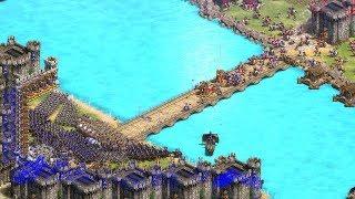 BRIDGE LAST STAND - Age of Empires 2 Definitive Edition
