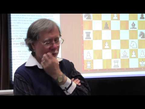 Sinquefield Cup Player Introductions - GM Ian Rogers - 2015.08.22