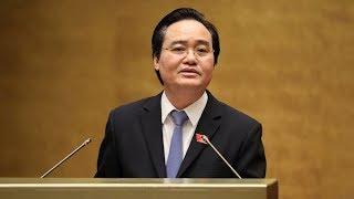 Tại sao Bộ trưởng Phùng Xuân Nhạ không xin lỗi về vụ gian lận thi cử tại Hà Giang và Sơn La