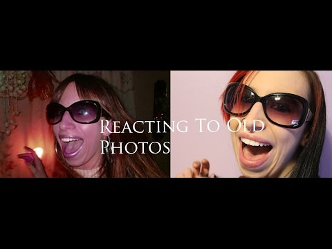 Reacting To Old Cringeworthy Photos...And Teenage Issues...