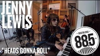 "Jenny Lewis || Live @ 885FM || ""Heads Gonna Roll"""