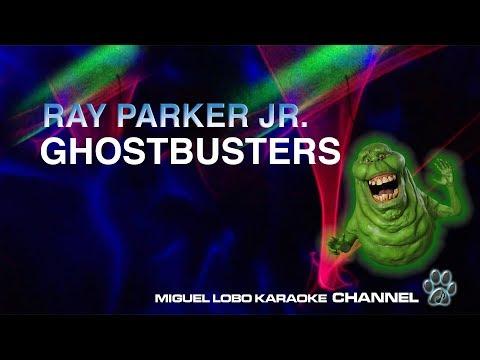 RAY PARKER JR - GHOSTBUSTERS [Karaoke] Miguel Lobo