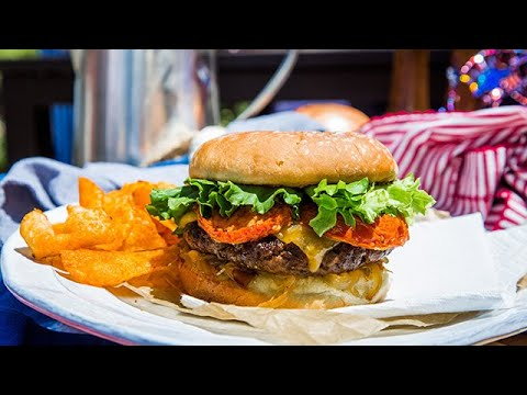 Danny Waked's Perfect All-American Burger - Home & Family