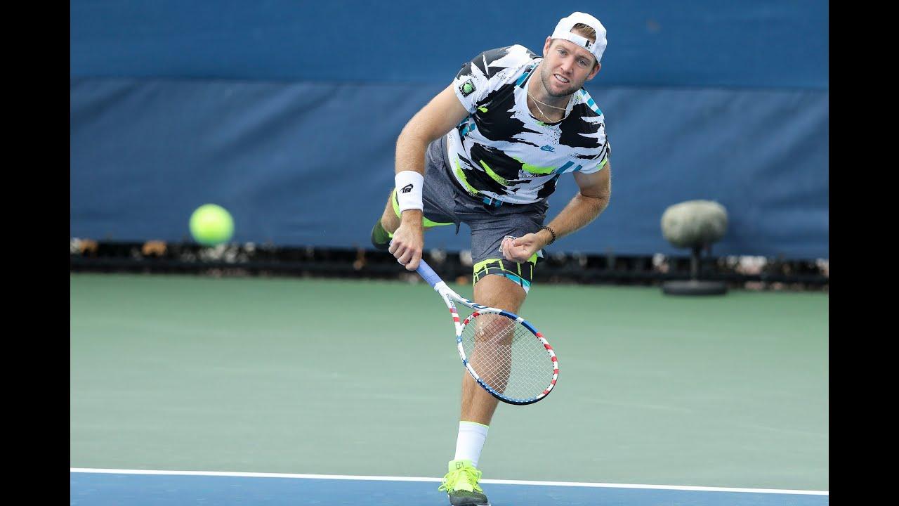 Jack Sock vs Pablo Cuevas   US Open 2020 Round 1