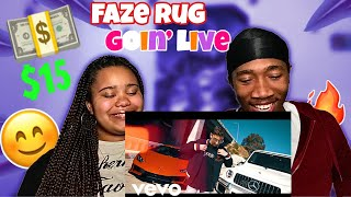FIRE! Faze RUG - Goin' Live [Official Music Video] Couple Reaction..GIVEAWAY?