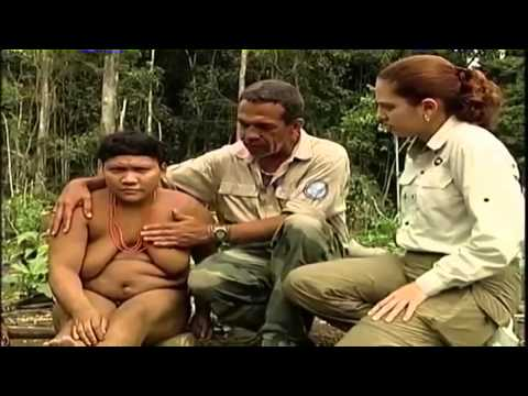 The Isolated Amazon Tribes: Uncontact Tribes Of The Amazon Rainforest Brazil 2016 | full documentary