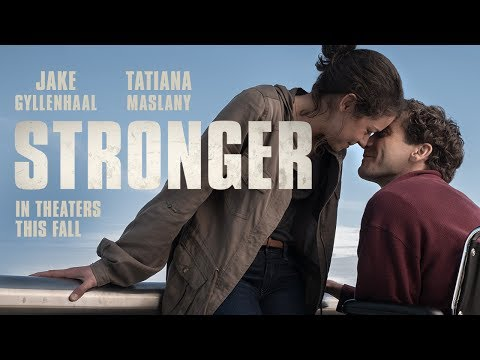 'Stronger' trailer gives glimpse at film based on Boston Marathon survivor