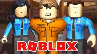 WE ARE THE LAW! 🌟-ROBLOX (Jail Break)