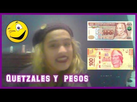 Quetzales Y Pesos La Pala