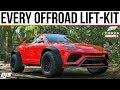 Forza Horizon 4 - EVERY Offroad Lift Kit In Forza Horizon 4