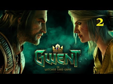GWENT Witcher Card Game - Menu Theme Music! (Tutorial Song) Soundtrack thumbnail
