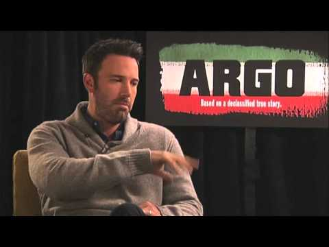 "Ben Affleck ( Bi-Lingual ) Interview for ""Argo"" - Boston Latino TV"
