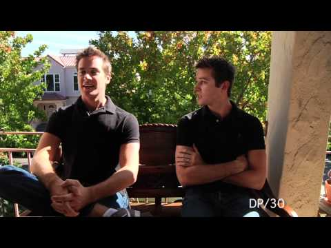 DP/30 Sneak Peek:.Visiting with Tyler & Cameron Winklevoss