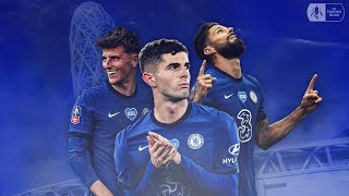 Chelsea's Road to the Final | Goals and Highlights | Emirates FA Cup 19/20