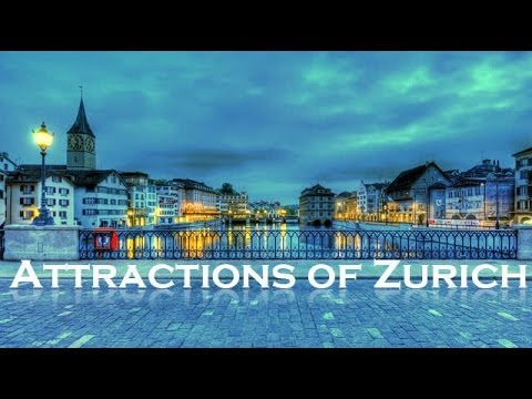 Attractions of Zurich