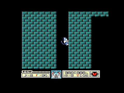 GameFox Plays Tiny Toon Adventure P01
