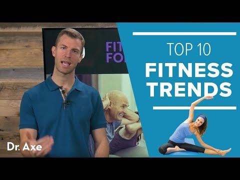 Top 10 Fitness Trends of 2018 (Be the First to Know!)