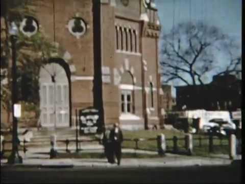 Lynn, Massachusetts 1958 archival footage