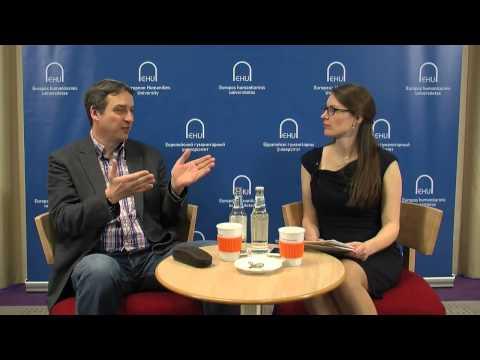 EHU Public Conversation: Life in Eastern Europe in Transition (2014)