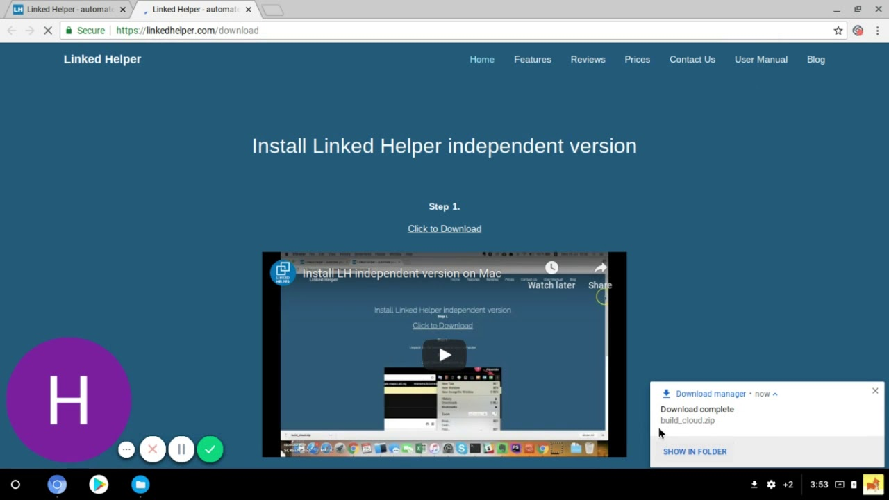 internet download manager chrome web store