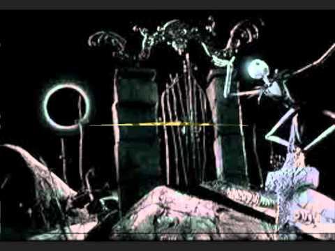 The Nightmare Before Christmas  (Re Del Blu Re Del Mai)