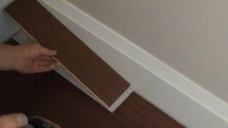Installing Hardwood Floor On Concrete After Carpet Removal