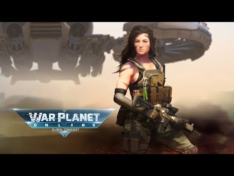 War Planet Online Update 2 Walkthrough - Part 2
