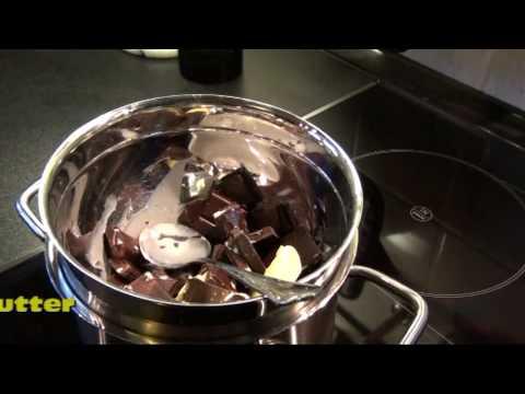 Mousse Au Chocolat Deutsch Youtube