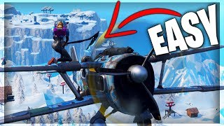 HOW TO TAKE OUT PLANES *EASY* Fortnite Funny Fails and WTF Moments! #99