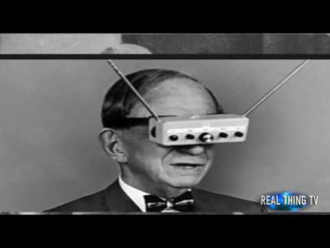 Did this man invent virtual reality glasses in 1963?