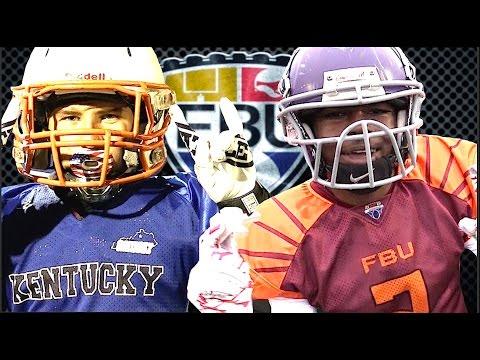 FBU Regionals 2016 | Kentucky vs Tampa (FL)  8th grade Highlight Mix