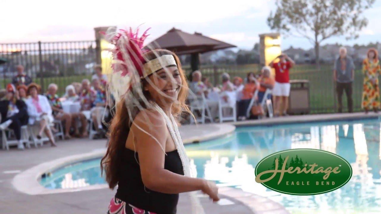 Labor Day Luau Highlights At Heritage Eagle Bend Golf Club Aurora Colorado