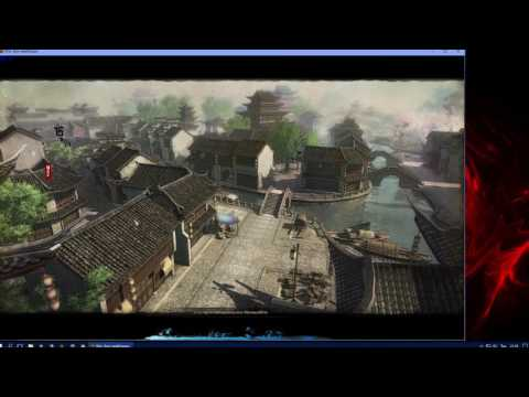 Age Of Wushu TH Ancient Tomb Sect Skill
