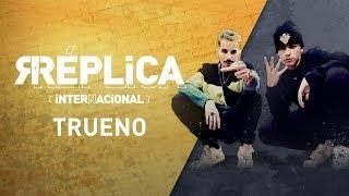 Skone entrevista a Trueno, EL FREESTYLER MÁS VIRAL DEL MUNDO | RÉPLICA INTERNACIONAL | Playz