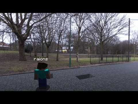 Steve's adventure to real life : Minecraft in real life Movie
