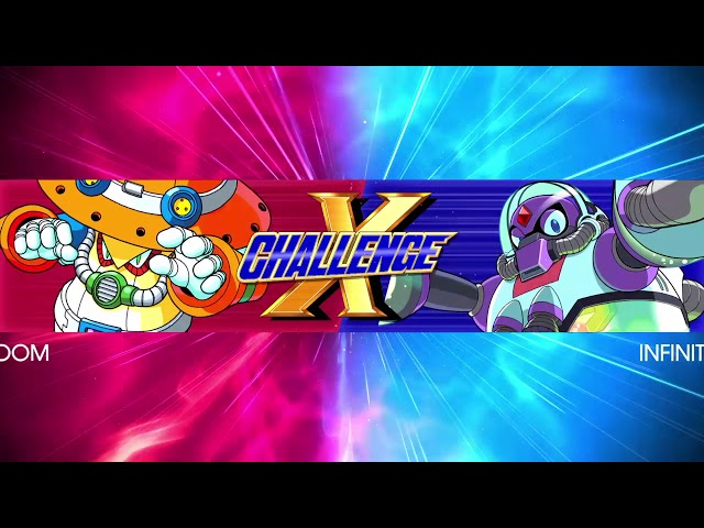 X Challenge Stage 7 - Mega Man X Legacy Collection