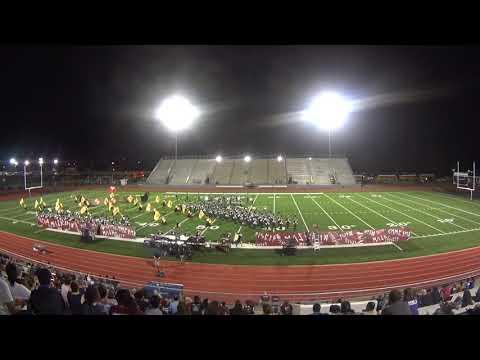 Kempner HS Marching Band- Finals US Bands