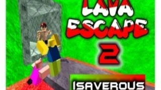 Roblox: Lava Escape 2