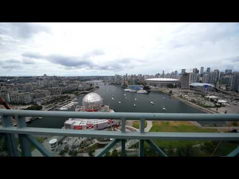 2901 - 1188 Quebec Street, Vancouver - Sub-Penthouse at City Gate!