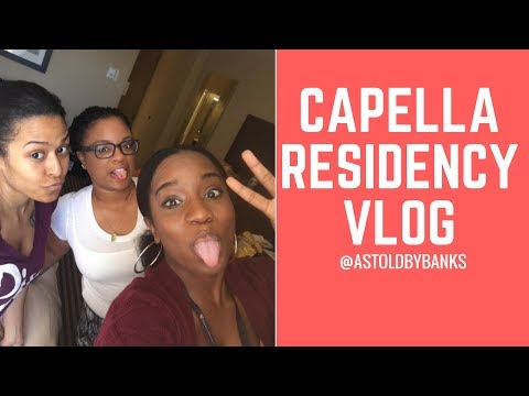 CAPELLA RESIDENCY VLOG #1| MEET MY ROOMIES & GET THIS INSPIRATION