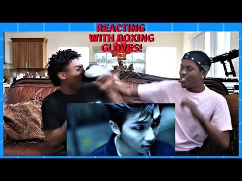 BTS (방탄소년단) 'FAKE LOVE' Official MV (REACTION) w\ Boxing Gloves!!!